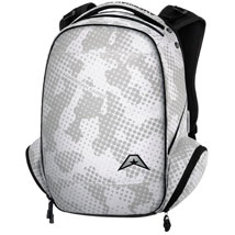 American Kargo Commuter Backpack White (Closeout)