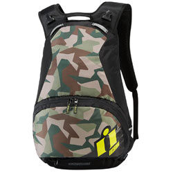 Icon Stronghold Backpack Hi-Viz-Yellow (Closeout)