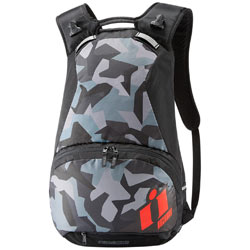 Icon Stronghold Backpack Red (Closeout)