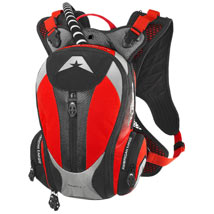 American Kargo Turbo 2L Hydration Pack Red (Closeout)