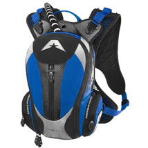American Kargo Turbo 2L Hydration Pack Blue (Closeout)