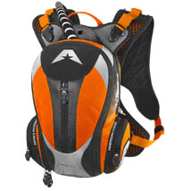 American Kargo Turbo 2L Hydration Pack Orange (Closeout)