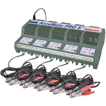 Tecmate Accumate Pro 5 1.8A Battery Charger/Maintainer