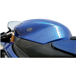 Stomp Grip Traction Pad Tank Kit for YZF-R6 08-15