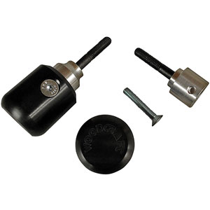 Woodcraft Frame Slider (Cut) Base Kit for S1000RR 09-18