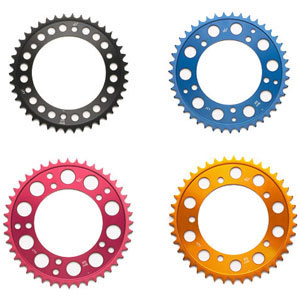 Driven Colored 525 Rear Sprocket for VT600C Shadow 88-06