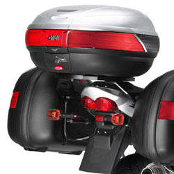 Givi 522F Monorack Sidearms for GSF600 Bandit 00-04