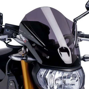 Puig Touring Windscreen for FZ-09 14-16