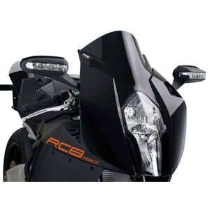 Puig Racing Windscreen for RC8 08-16