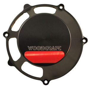 Woodcraft Dry Clutch Cover for 996 99-02