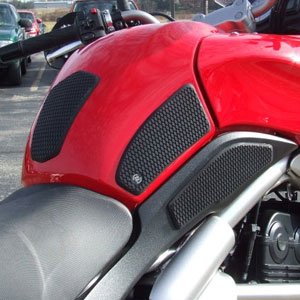 Tech Spec Snake Skin Tank Grip Pads for Versys 650 08-12