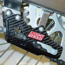 Lightspeed Chain Guide Cage for CRF250R 05-14