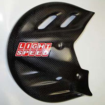 Lightspeed Front Disc Guard for RM250 99-08