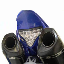 DMP PowerGrid Tail Light for YZF-R1 09-14