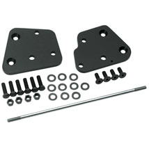 "Cycle Visions Go-Forward 2"" Floorboard Extension Kits for FLSTF 00-13"