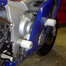 R&G Classic Style Frame Sliders for YZF-R6 99-02
