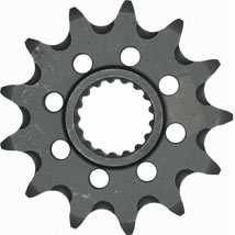 Supersprox Steel 520 Front Sprocket for CRF450R 04-13