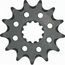 Supersprox Steel 520 Front Sprocket for TE 450 04-10