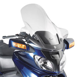 Givi D257ST Windscreen for 650 Burgman 02-13