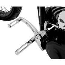 Accutronix Forward Controls (Slotted) for Dyna Glide 91-13