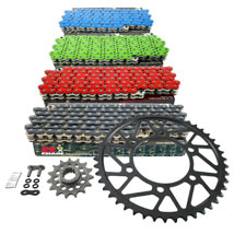 Superlite RS8-R 520 Drive Kit (EK Colored Chain) for S1000RR 10-14