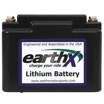 EarthX ETX18B Battery for Panigale 1199 11-14