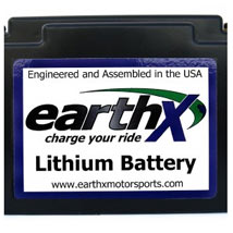 EarthX ETX18F Battery for 640 LC4 Adventure R 90-10