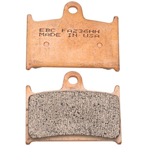 EBC HH Sintered Front Brake Pads for Thunderbird 1600/1700/Storm 09-16