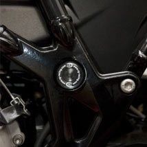 R&G Rear Frame Insert (Left & Right) for F800GS 08-13