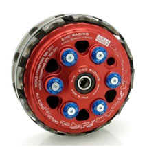 CNC Carlos Checa Special Edition Slipper Clutch