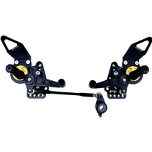 Driven D-Axis Rearsets for FZ8 11-13 (Closeout)