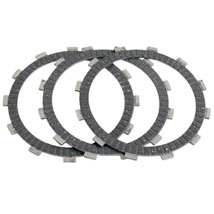 Moose Racing Clutch Friction Plate Set (w/o Springs, Steel Plates) for 450/525 EXC 02-03 (Closeout)