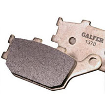 Galfer HH Sintered Front Brake Pads for ETV1000 CapoNord 01-08