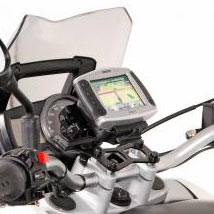 SW Motech Vibration-Damped Quick Release GPS Holder for G650GS 11-15