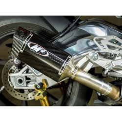 M4 Tech One Slip-On Exhaust for S1000RR 15-16