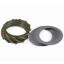 CNC 48 Tooth Friction Plate & Basket Kit for Dry Clutch Ducati
