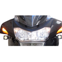 Denali Auxiliary Light Mounting Kit for R1200RT 05-13