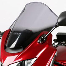 MRA Double-Bubble RacingScreen Windshield for GSF1200S Bandit 06-13