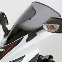 MRA Double-Bubble RacingScreen Windshield for GSX-R600 08-13