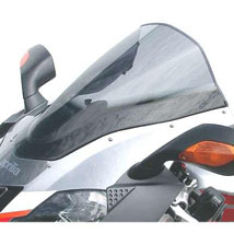 MRA Double-Bubble RacingScreen Windshield for RSV1000R Mille 04-12