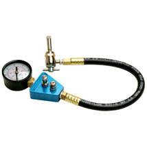 Motion Pro Nitrogen Shock Gauge and Filler