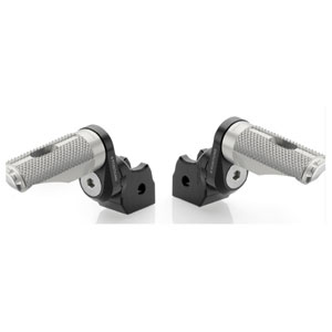 Rizoma Eccentric Adjustable Footpegs Adapter for Monster 821 14-17 PE715B