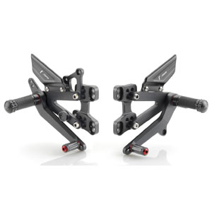 Rizoma RRC Rearsets Control Kit for ZX10R 11-15 PER317B