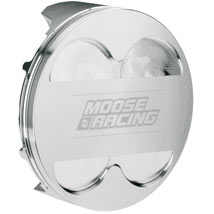 Moose Racing High Performance 4-Stroke Piston Kit by CP Pistons (13.5:1) for YZ/WR450F 06-09