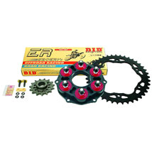 Superlite RS8-R 520 Drive Kit (Race Quick Change) for Panigale 1199 12-14