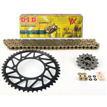 Superlite RS7 520 Drive Kit (DID Racing Chain) for G650X Country 07-08