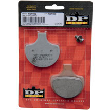 DP Brakes RDP Race Front Brake Pad for FXDWG 91-99