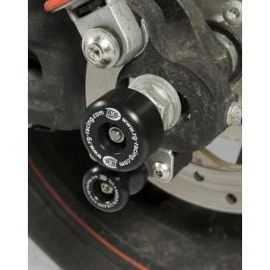 R&G Rear Axle Sliders/Protectors for XR1200 08-12
