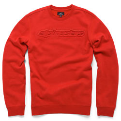 Alpinestars Recognize Hoodie Red