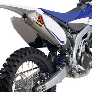 Akrapovic Evolution Full Exhaust for YZ450F 10-13